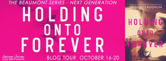 Holding Onto Forever Tour Banner
