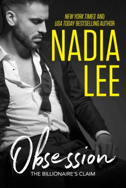 The Billionaire's Claim Obsession Ebook Cover
