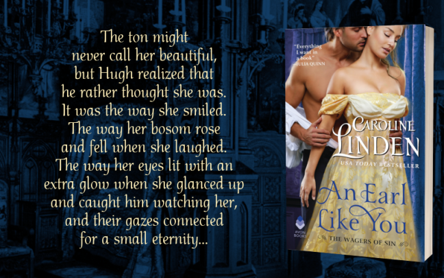 Teaser Graphic 5 - An Earl Like You by Caroline Linden
